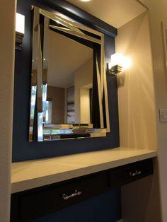 Bathroom Makeovers On A Dime half bath renovation | half baths, bath and house