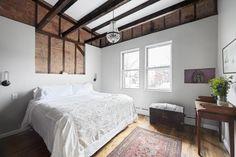 Rifugio country -  camera da letto via Living Corriere #bedroom #white