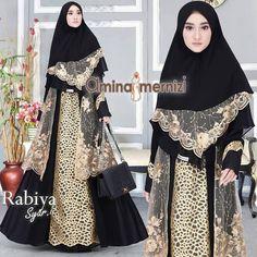 Rabiya Set syari by Amina Mernizi Brokat, Hijab Fashion, Dresses, Gowns, Dress, Day Dresses, Clothing, The Dress, Skirts