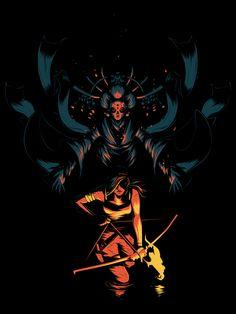 Tomb Raider - Lara Croft by Matt Taylor *