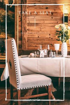 Genießen in unseren Retaurants am Alpinen Kraftplatz Dining Chairs, Furniture, Home Decor, Decoration Home, Room Decor, Dining Chair, Home Furnishings, Home Interior Design, Dining Table Chairs