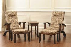 Amish Palmer Park Lounge Chair