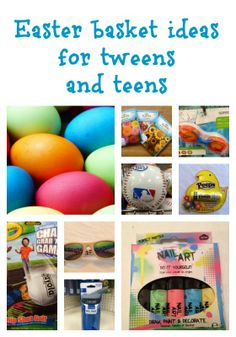 13 cheap and easy Easter basket ideas for tweens and teens