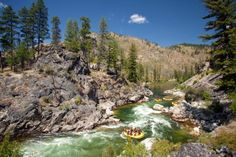 Idaho White Water Rafting | Middle Fork Salmon River Rafting | OARS