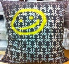 Sherlock pillow. Want.