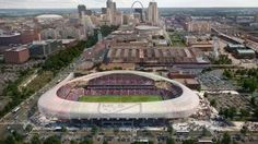 """Missouri Governor-Elect Says Public Funding For St. Louis MLS Stadium Is """"Welfare For Millionaires"""" #soccerstadiums #stadiums #MLS #MLSstadium #StLouisStadium"""