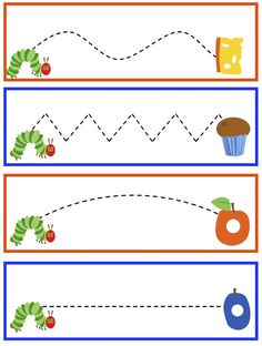 tracing+with+the+very+hungry+caterpillar.jpg (1065×1410)