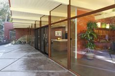 Custom Mid Century Modern Remodel | Klopf Architecture | Photo: Michael O'Callahan | Archinect