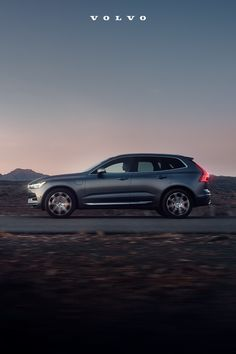 The dynamic Volvo XC60 offers an engaging, driver-focused experience wherever you go. Volvo Xc60, Brakes Car, Mid Size Suv, Volvo Cars, Fuel Economy, Dream Cars