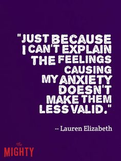 Could my anxiety disorder have to do with loss of words?