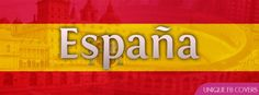 Espana Spain Flag Facebook Cover