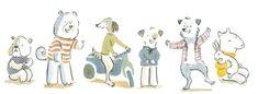 Jacqui Clark Art – Illustration and Design Clark Art, Illustration Art, My Arts, Twitter, Design
