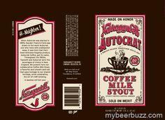 Narragansett - Autocrat Coffee Milk Stout 16oz Cans