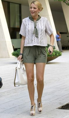 Serena Van Der Woodsen Season 5 Style - JONNY HRAB FASHION STYLIST