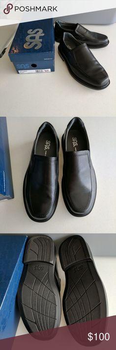 Brand New Men's SAS Diplomat Black Dress Shoes Brand New Men's SAS Diplomat Black Dress Shoes SAS Shoes