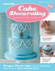 40 Best Deagostini Cake Decorating Magazine Images Cake Decorating