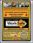 SP-132 – JOB HAZARD ANALYSIS / PERSONAL PROTECTIVE EQUIPMENT SAFETY COMPLIANCE LIBRARY – OSHA – 29 CFR 1910.132-138 – UPC – 639737375190