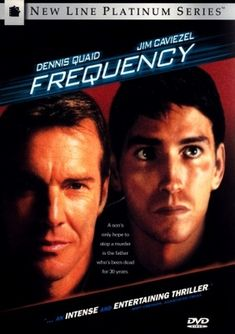 Frequency (2000) movie #poster, #tshirt, #mousepad, #movieposters2