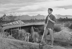 Architect Paolo Soleri – a life in pictures