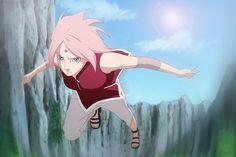 Naruto Gaiden 5: Sakura by byClassicDG.deviantart.com on @DeviantArt