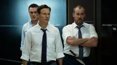 James Gunn has released the first look at his newest pet project, The Belko Experiment, where a bunch of white-collars are trapped in an office building and forced to fight to the death. Sign me up- for the movie, not the death part.