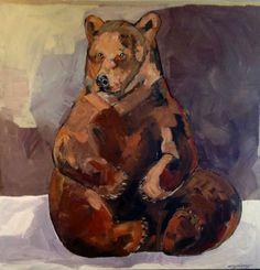 Winipeg #MartaMilossis Decoration, Les Oeuvres, Painting, Bears, Paintings, Decorating, Decor, Embellishments, Draw