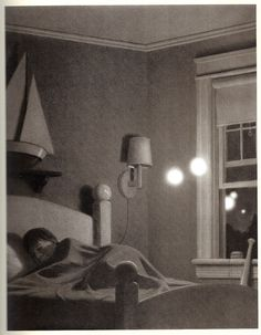 "Chris Van Allsburg - from the book ""The Mysteries of Harris Burdick"""
