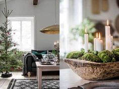 This beautiful home in Denmark keeps the festivity broadened in their home by paying attention to all the essential details one experiences. A simple Tiny Apartments, Pent House, Decorating Blogs, Your Space, Beautiful Homes, Dining Table, Design Inspiration, Memories, Spawn