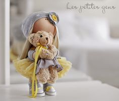 very cute dolls