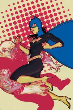 awesome #BatGirl fan art