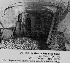 TOT SON PUNTS DE VISTA: IN MEMORIAM DE LA CAPELLA DE LA MAREDEDÉU DE LA CA...