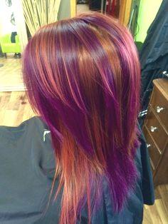 6 Popular Hair Color Techniques #hairstyleforwoman #womanhairstyle #hairstyleideas #easyhairstyle #haircare #hairtips #hairstyletips #haircolor