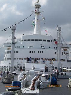 ss-rotterdam Holland America Line, Cruise Ships, Rotterdam, Ss, Ocean, Travel, Style, Sailing Yachts, Ships