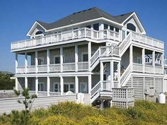 Avon Sea Breeze, 7 bedroom Ocean View home in Avon, OBX, NC