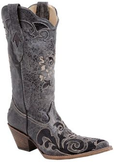 Black Vintage Lizard Overlay [C2108] - $219.99 : Boots & More, Top Notch Boots at Rock Bottom Prices