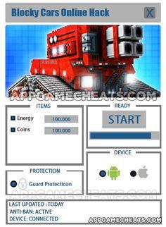 Blocky Cars Online Cheats, Tips & Hack for Energy & Coins  #Arcade #BlockyCarsOnline #Strategy http://appgamecheats.com/blocky-cars-online-tips-hack-cheats/