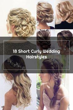 Updo Hairtyles Curly Wedding Wedding Hair Side, Curly Wedding Hair, Updos, Wedding Hairstyles, Dreadlocks, Hair Styles, Beauty, Up Dos, Hair Plait Styles