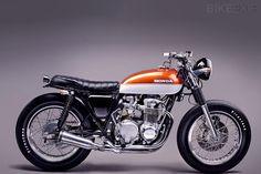 Cafe Racers / Honda CB550