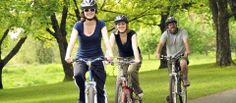 Napa Valley Sip and Cycle Bike Tour Package at Calistoga Hotel