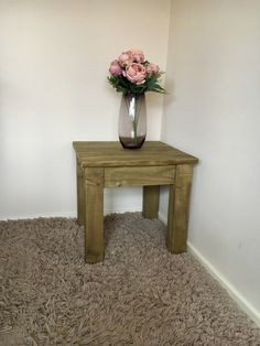 Side table, End table, sofa table, lamp table, rustic, reclaimed wood by Rusticretrofurniture on Etsy https://www.etsy.com/uk/listing/489715406/side-table-end-table-sofa-table-lamp