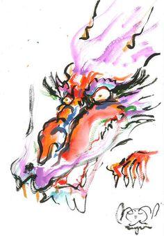 紅の龍http://ameblo.jp/kaiungaka-katonagomu/entry-11492756399.html