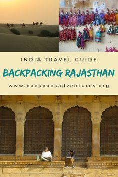 Backpacking Rajasthan India: a travel guide - Backpack Adventures India Travel Guide, Asia Travel, Vietnam Travel, Travel Abroad, Backpacking India, Backpacking Tips, Travel Guides, Travel Tips, Travel Advice