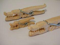 deviantART: More Like Whittled Crocodile by siegeandspike