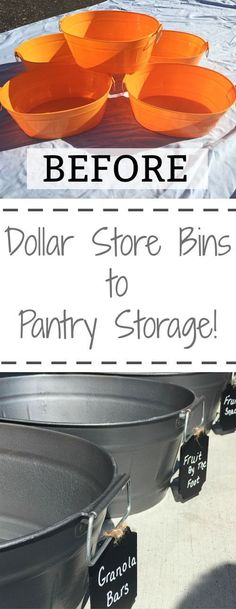 These ideas for cheap pantry organization are amazing! Love the idea of covering boxes with wood paper!