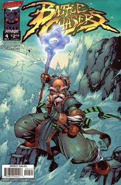 Battle Chasers #4