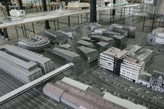 Empreendimento habitacional, Güterareal, Luzern, 2005-2006  Residential Development, Güterareal, Lucerne, 2005-2006