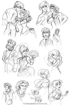 Valiard Sketch Dump - October and November 2014 by The-Ez on DeviantArt
