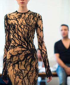 What It Takes to Design a Zuhair Murad Couture Gown