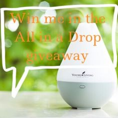 Enter the All in a Drop giveaway today to win a Dew Drop Diffuser, 2 oils and a surprise gift. Total prize value is £100/$150. Enter today! #allinadrop