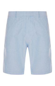 Light Blue Smart Shorts